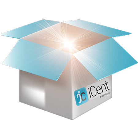 iCent app Direct Download Box